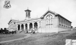 Stanmore PS - History