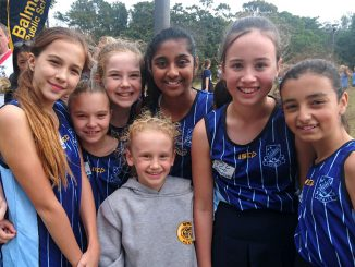 Stanmore Public School Cross Country Carnival