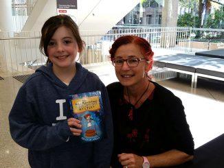Stanmore Public School Writing Workshop with Miss Deborah Abela