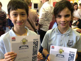 Stanmore Public School Regional Spelling Bee 2018