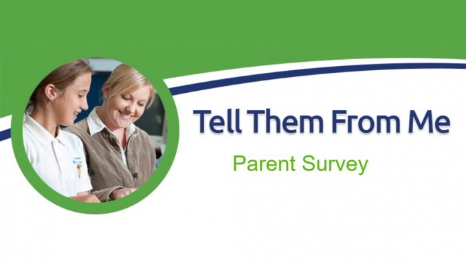 Stanmore Public School Tell Them From Me Survey