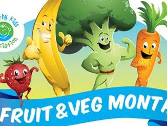 Stanmore Public School Fruit & Veg Month 2018