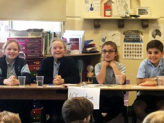 Stanmore Public School Year 5 Debating Team 2019