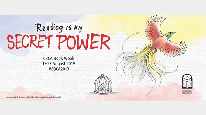 Stanmore Public School Book Week 2019