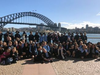 Stanmore Public School Goat Island Excursion 2019