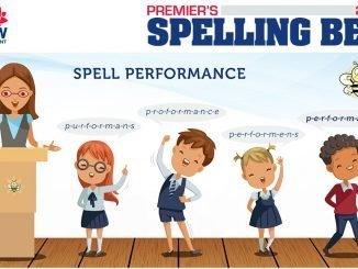 Stanmore Public School Premier's Spelling Bee 2019