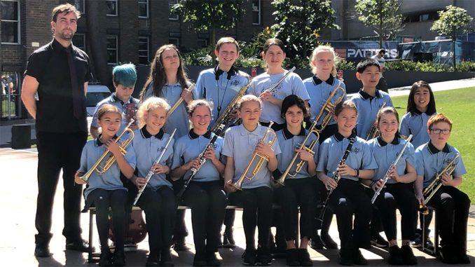 Stanmore Public School Juggernaut Band