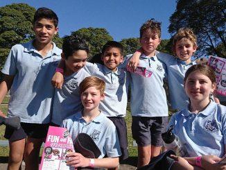 Stanmore Public School Woolworths Blast Cricket Cup