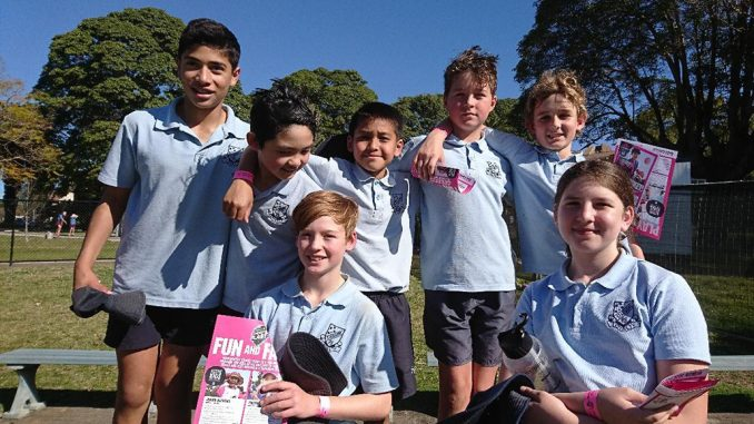 Stanmore Public School Woolworths Blast Cricket Cup