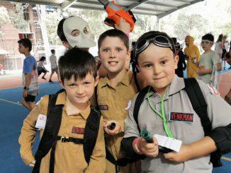 Stanmore Public School Halloween Disco 2019