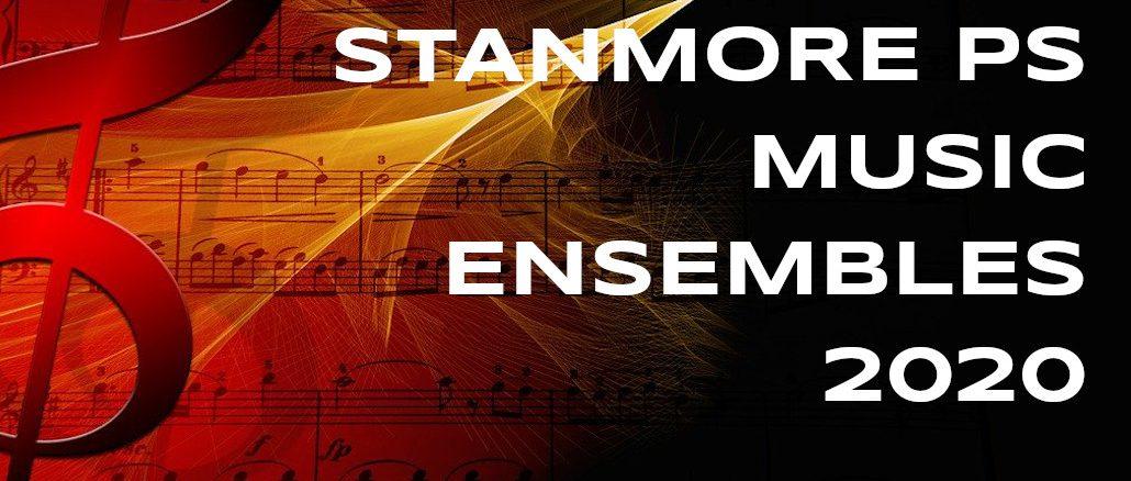 Stanmore Public School Music Ensembles 2020