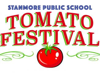 Stanmore Public School Tomato Festival Logo