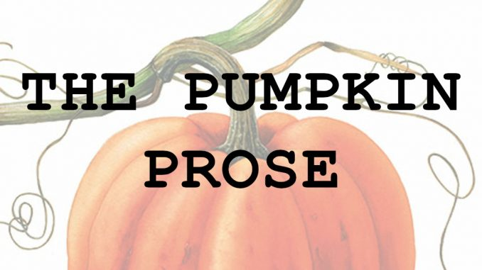 Stanmore Public School The Pumpkin Prose
