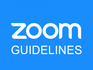Stanmore Public School Zoom Guidelines