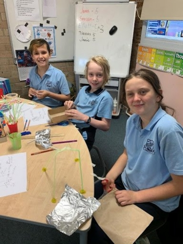 Stanmore Public School STEAM Engineers 2020