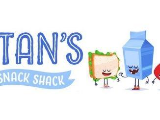 Stanmore Public School Stan's Snack Shack Logo