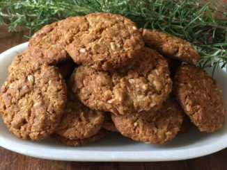 stanmore public school Anzac Biscuits with Rosemary