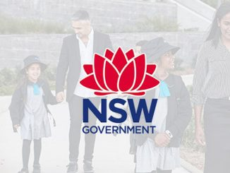 Stanmore Public School NSW Gov Logo on 4 Person Background