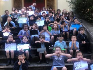Stanmore Public School Kindy Scavenger Hunt 00