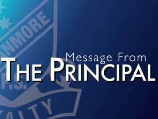 Stanmore Public School Message from the Principal