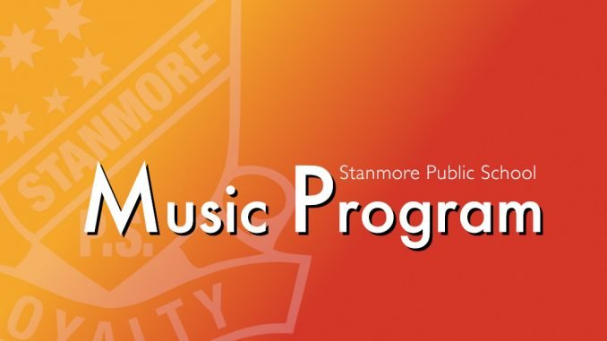 Stanmore Public School Music Program