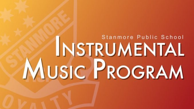 Stanmore Public School Instrumental Music Program