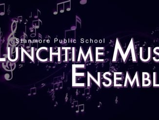 stanmore public school lunchtime music ensembles