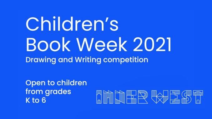 stanmore public school Book Week 2021 banner