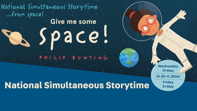 stanmore public school National Simultaneous Storytime 2021
