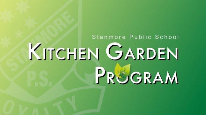 stanmore public school kitchen garden program