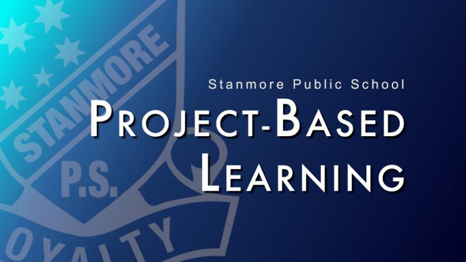 stanmore public school project based learning