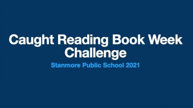 stanmore public school caught reading challenge